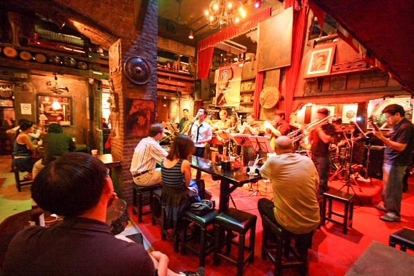 Saxophone Pub & Restaurant