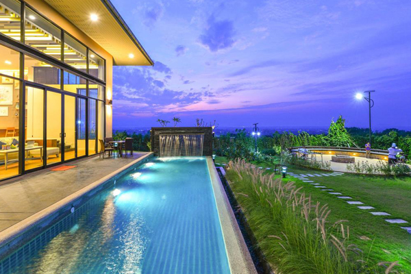 The Private Pool Villa at Civilai Hill