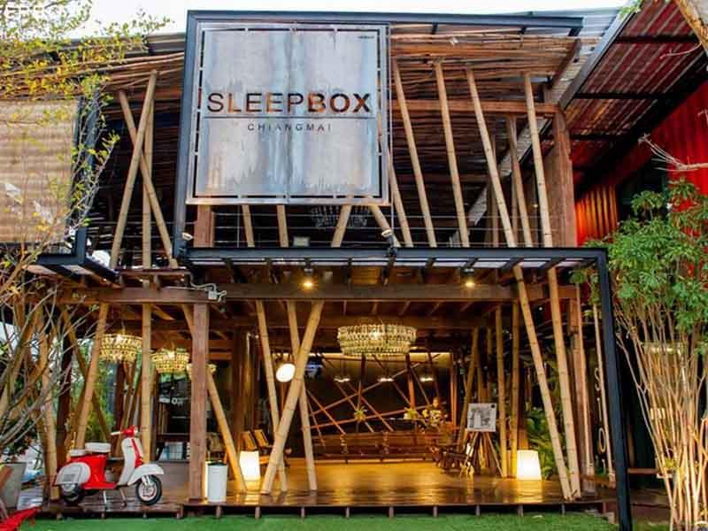 Sleep Box Hotel