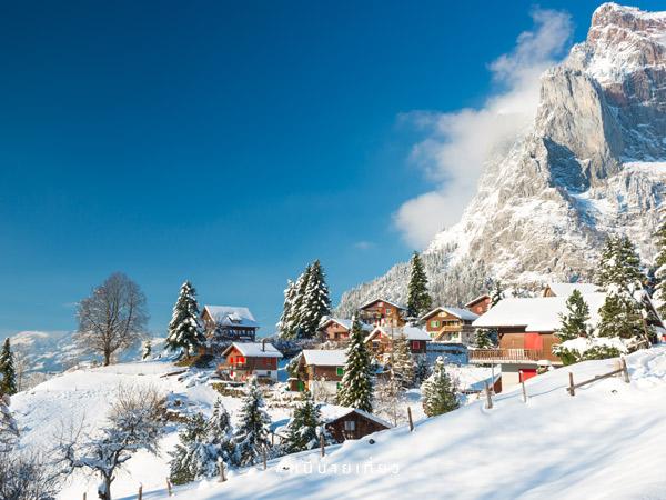 เที่ยวยุโรป สวิตเซอร์แลนด์